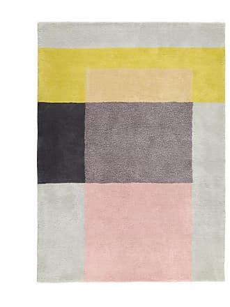 HAY Colour Teppich 05 - grün/grau/weiß/LxB 240x170cm