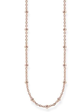 Thomas Sabo Thomas Sabo halsband för Beads roséguldfärgat ... d822961f2636a
