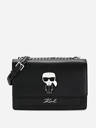 4feb51319d Karl Lagerfeld K Ikonik Metal Lock Shoulder Bag