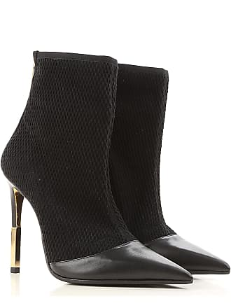 f819e1c2a1f Balmain Boots for Women, Booties On Sale in Outlet, Leather, 2017, 37