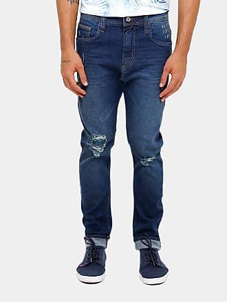 a891ec529c Colcci Calça Jeans Skinny Colcci Enrico Gancho Grande Rasgos Masculino -  Masculino