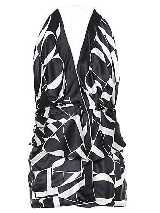 Jacquemus La Robe Benaco silk-blend minidress