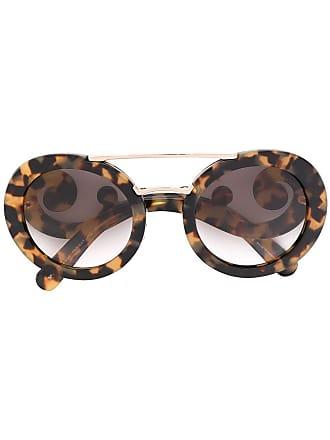 e388dd9935b69 Óculos De Sol Redondos − 1517 produtos de 117 marcas   Stylight