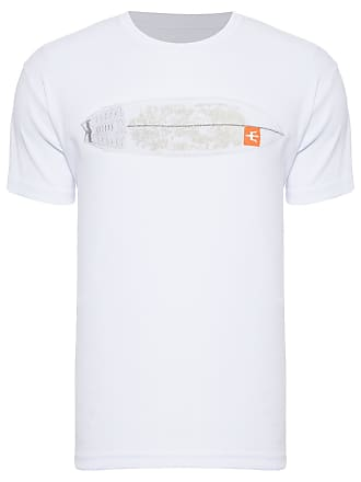 Osklen CAMISETA MASCULINA BIG SHIRT WHITE BOARD - BRANCO