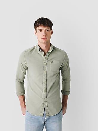 Scalpers Beach Oxford B.d.shirt
