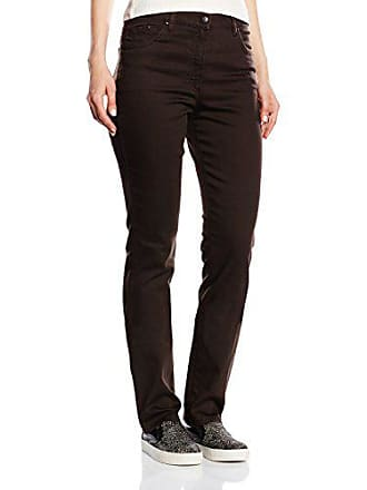 e3f737fb57b7e Raphaela by Brax 10-6220, INA Light Super Slim, Jeans Femme, Marron