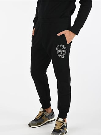 Alexander McQueen Jogger Pants with Skull Emboidery Größe L