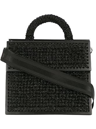 0711 large copacabana purse - Black