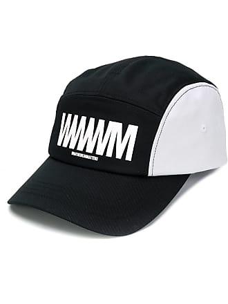WWWM - What We Wear Matters Boné bicolor - Preto