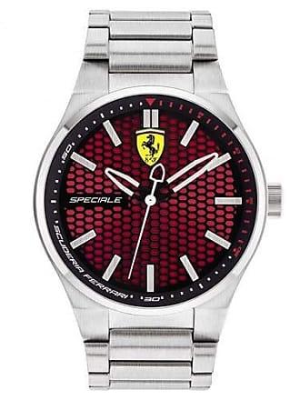 206f1229658 Ferrari Relógio Scuderia Ferrari Masculino Aço - 830357