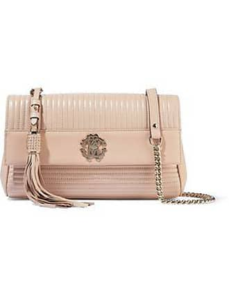 Roberto Cavalli Roberto Cavalli Woman Quilted Leather Shoulder Bag Blush Size