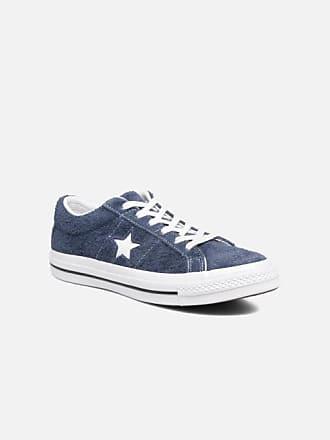 93acd5d910c Converse One Star OG Suede Ox W - Sneakers voor Dames / Blauw