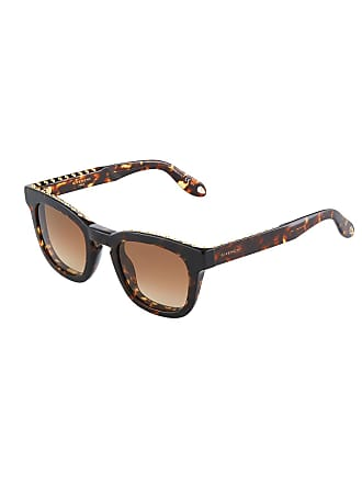 Givenchy Square Beaded Acetate Sunglasses