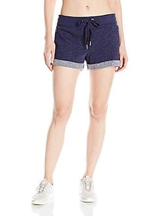 2(x)ist Womens Rolled Cuff Short, Denim Space Dye, Medium
