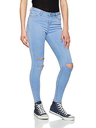 b7130f491a New Look 5008185-Vaqueros Skinny Mujer Azul Azul (Blue Denim 46) 12W x