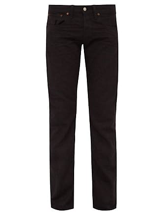 Ralph Lauren Rrl - Slim Leg Jeans - Mens - Black