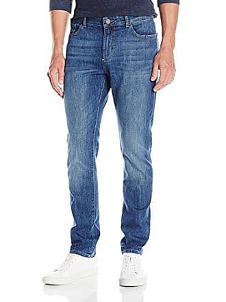 DL1961 Mens Cooper Relaxed Skinny Fit Jean in Rail, 31