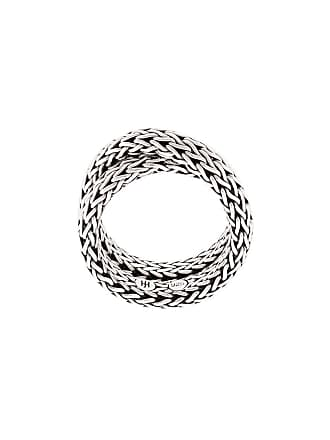 John Hardy Classic Chain overlap ring - Silver