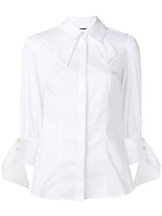 Elisabetta Franchi Camisa estruturada - Branco