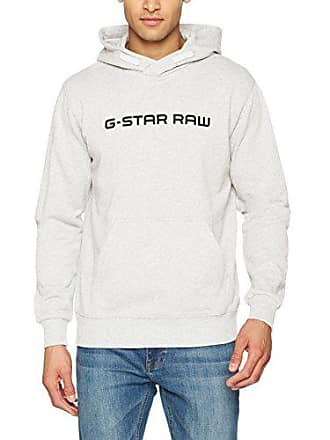 2b54a58ccfdbc G-Star Loaq Hooded SW L s, Sweat-Shirt À Capuche Homme