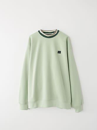 Acne Studios FA-UX-SWEA000019 Pistachio Green Crewneck sweater