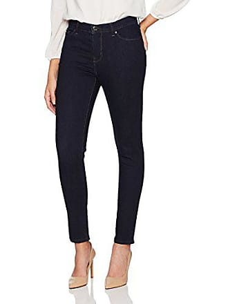 5331d897 Lee Womens Slimming Fit Rebound Skinny Leg Jean, Midnight Echo, 8 Long