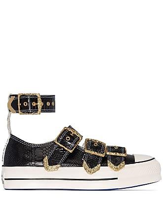 Converse X Koché Chuck Taylor All Star Mary Jane sneakers - Black