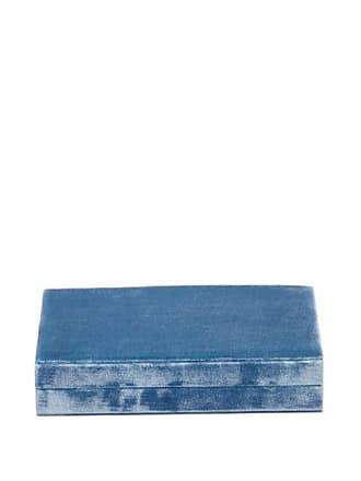 Sophie Bille Brahe Velvet Jewellery Box - Blue