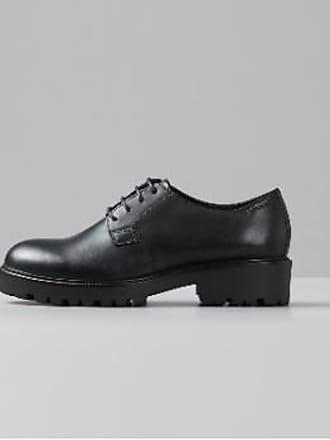 Vagabond Schwarzes Leder 4441-901 Kenova Schuhe - 36