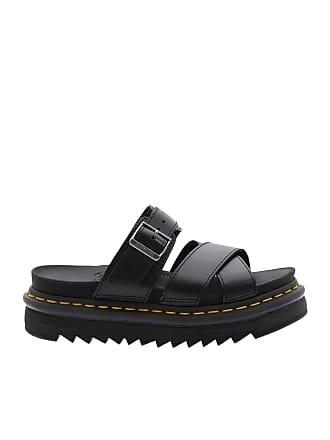 Dr. Martens Black Ryker Brando sandals