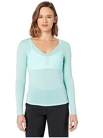 Jamie Sadock Sunsense(r) Long Sleeve Layering Top (Pacifica) Womens Long Sleeve Pullover
