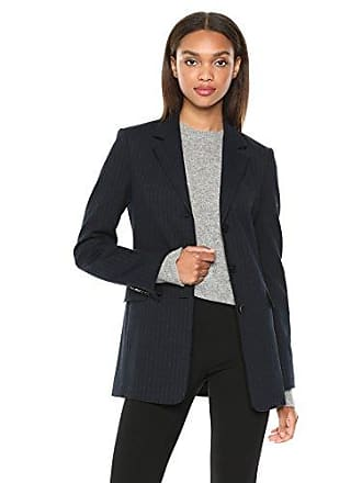 Theory Womens Cardinal Jacket, deep Navy, 6