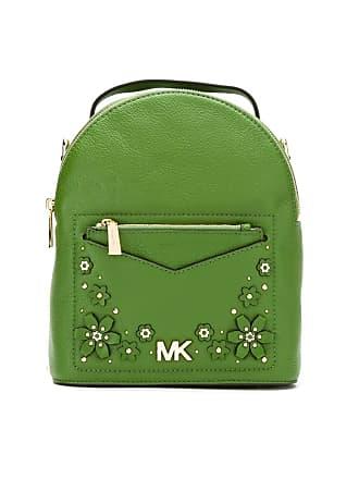 Michael Michael Kors Mochila de couro - Verde