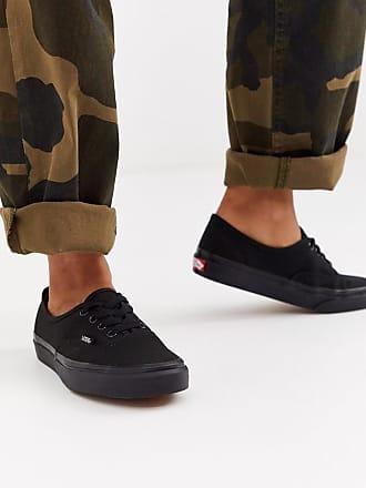 Vans Classic - Authentic - Sneaker in Dreifach-Schwarz