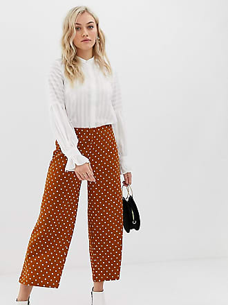 Y.A.S polka wide leg pants - Multi
