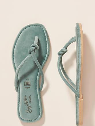 c492261d33 Seychelles Lifelong Velvet Thong Sandals