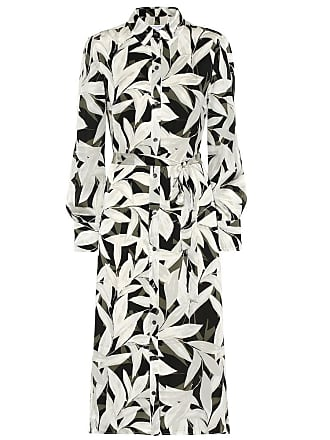 Equipment Rosalee printed midi shirt dress