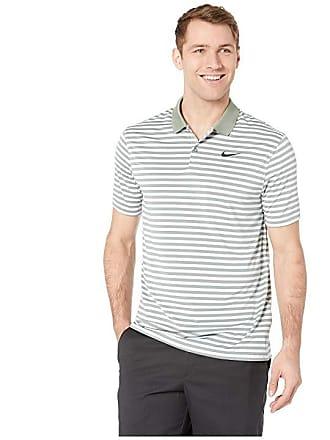 da3004462eed Nike Dri-FITtm Mini-Stripe Victory Polo (Vintage Lichen Barely Grey