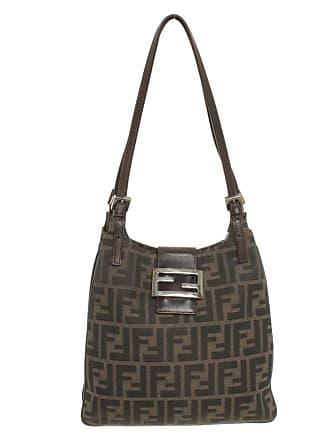 ebd861be3acd Fendi gebraucht - Handtasche aus Canvas in Braun - Damen - Canvas