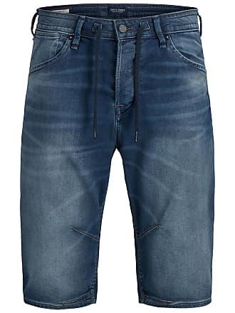16613b8e6b7a Jack   Jones Dash Long Ge 781 I.k. Sts Jeansshorts Herren Blau