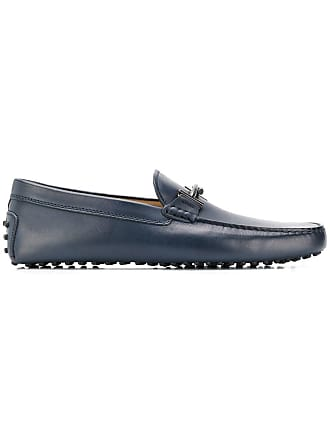 Tod's Gommino driving shoes - Blue