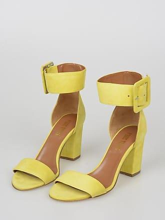 PARIS TEXAS 9cm Leather Sandals size 36,5