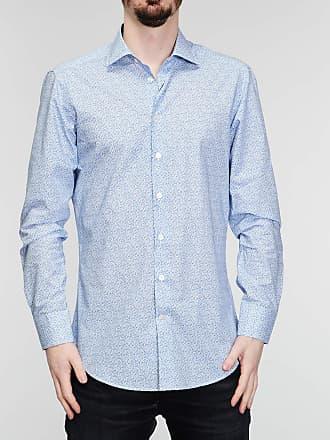 Rabaini Etro - Camicia fantasia - Azzurro