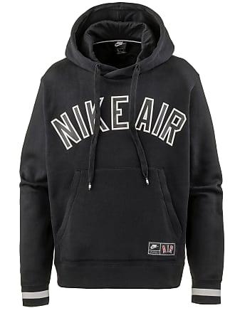 fd08b6ee70a5 Nike NSW NIKE AIR Hoodie Herren in black-black-black, Größe  XXL