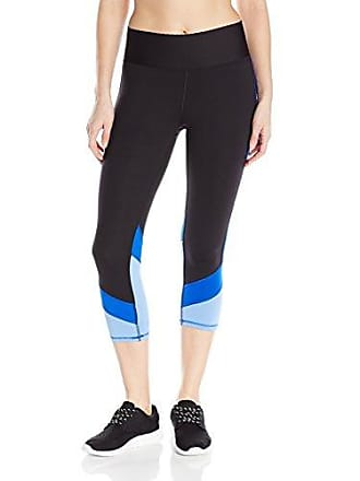 6b2ee71cfc0a Champion Womens Absolute Colorblock Capri Legging with SmoothTec Waistband