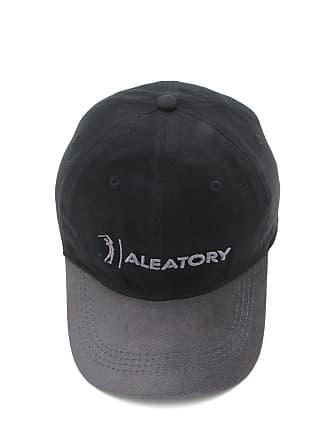 Aleatory Boné Aleatory Logo Preto