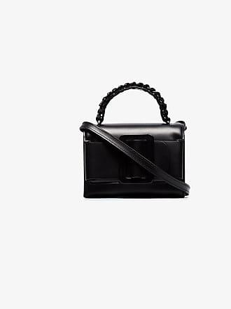 Boyy black Fred mini leather cross body bag