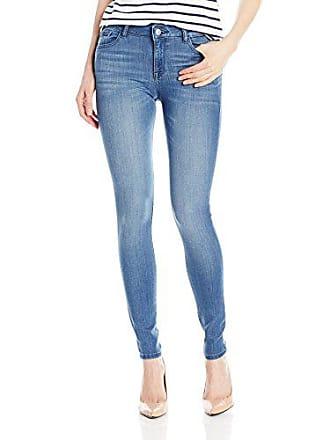 DL1961 Womens Florence Instasculpt Skinny Jeans, Godiva, 24