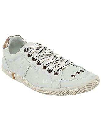 Osklen Tênis Osklen Riva Craquelado Feminino - Tamanho Calçado(37) Cores(branco)
