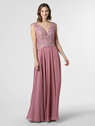 Luxuar Fashion Damen Abendkleid rosa